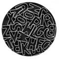 Fox Run Craftsmen 26-Piece 1'' Alphabet Cookie Cutter Set