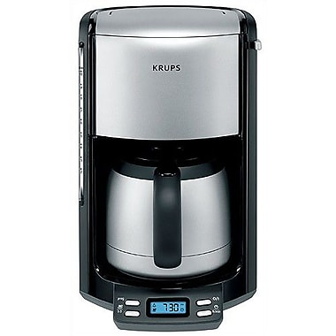 Krups 10 Cup Programmable Coffee Maker