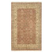 Surya Heirloom Cinnamon Floral Area Rug; 3'6'' x 5'6''