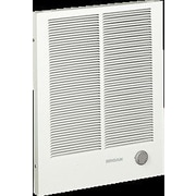 Broan Wall Insert Electric Fan Heater with Adjustable Thermostat; 2000/4000W