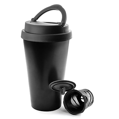 AdNArt Mykup Coffee Maker; Black