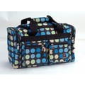 Rockland 19'' Carry-On Duffel; Multi Blue Dot