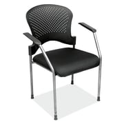 OfficeSource Arc Series Guest Chair; Yes