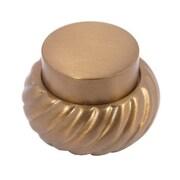 Allied Brass Universal Modern 10'' Pullout Garment Rod; Brushed Bronze
