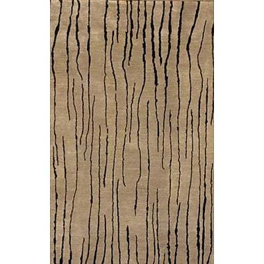 Meva Rugs Dendro Grey Rug; 8' x 11'
