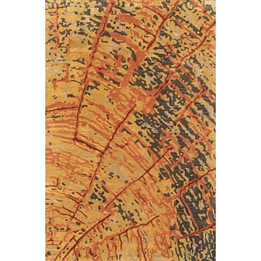 MOTI Rugs Dendro Multicolored Rug; 5' x 8'