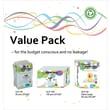 Best Pet Supplies Puppy Pad Value Packs; 30
