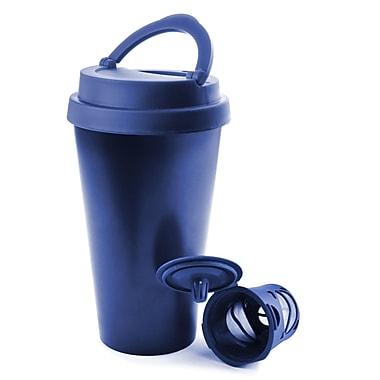 AdNArt Mykup Coffee Maker; Blue