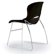 Jesper Office Jesper Office Kristina Stackable Guest Chair; Black