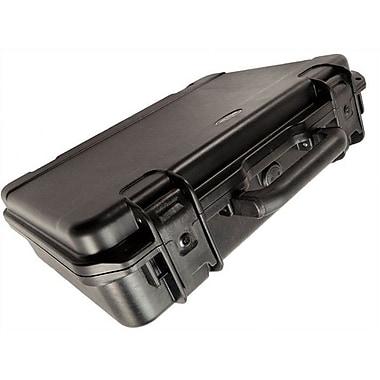 SKB Attache Cases: 17 3/8''L x 12 3/8'' W x 5''H (inside); Empty