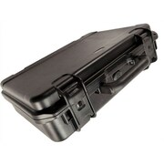 SKB Attache Cases: 17 3/8''L x 12 3/8'' W x 5''H (inside); Layered Foam