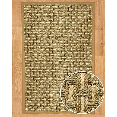 Natural Area Rugs Antolia Solid Area Rug; 8' x 10'