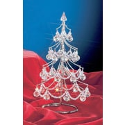 Classic Lighting Cheryls 1' 4'' Clear Artificial Christmas Tree