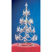 Classic Lighting Cheryls 1' 4'' Grapes Rose Artificial Christmas Tree