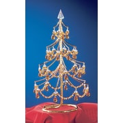 Classic Lighting Cheryls 1' 4'' Grapes Amber Artificial Christmas Tree