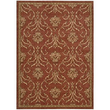 Nourison Radiant Impressions Persian Rug; 5'6'' x 7'5''