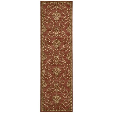 Nourison Radiant Impressions Persian Rug; Runner 2'3'' x 8'
