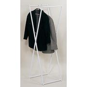 Storage Dynamics 61'' H x 18'' W x 17.5'' D Folding Clothes Rack