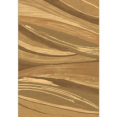 Dynamic Rugs Eclipse Beige Area Rug; 3'11'' x 5'7''