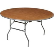 Advanced Seating Round Folding Table; 60'' Diameter