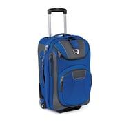 High Sierra ATGO Carry On Rolling 22'' Computer Bag; Blue / Dark Tungsten / Black