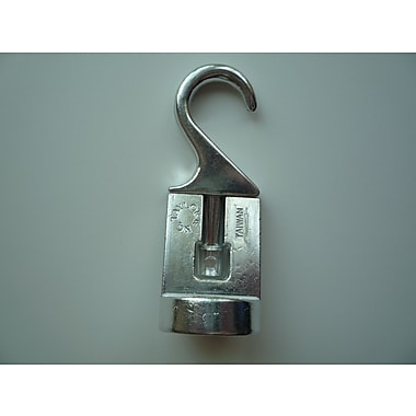 Taylor & Ng Track Rack Swivel Hook in Aluminum