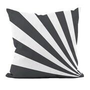 E By Design Geometric Decorative Throw Pillow; 18'' H x 18'' W
