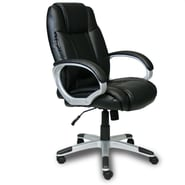 Furinno Hidup Boss High Back Leather Ergonomic Executive Chair