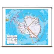 Universal Map Advanced Political Map - Antarctica