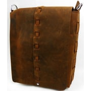 Vagabond Traveler Messenger Bag; Vintage Brown