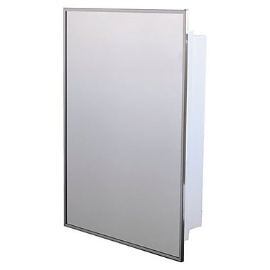 Frost 16'' x 22'' Surface Mounted Medicine Cabinet