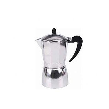 Cuisinox Espresso Stovetop Coffee Maker; 3 cup