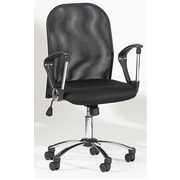 Chintaly Mid-Back Mesh Office Chair Swivel