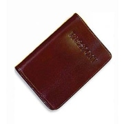 Jack Georges Milano Passport Cover; Green