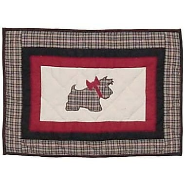 Patch Magic Scottie Placemat (Set of 4)