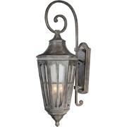 Maxim Lighting Beacon Hill VX 3-Light Outdoor Wall Lantern; 37'' H x 13'' W