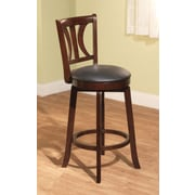 TMS Houston 24'' Swivel Bar Stool