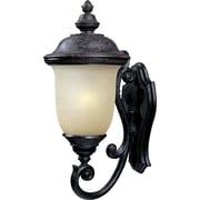 Maxim Lighting Carriage House EE 1-Light Outdoor Wall Lantern; 20'' H x 9'' W