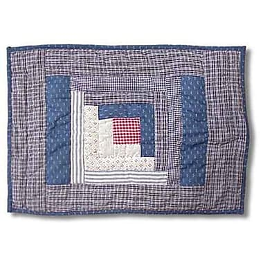 Patch Magic Sail Log Cabin Placemat