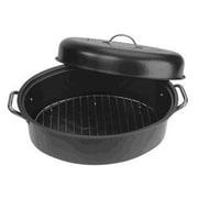 Gourmet Chef Oval Turkey Roaster