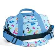 Wildkin Olive Kids Mermaids Duffel Bag
