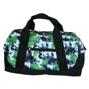 Wildkin Camo Green Duffel Bag