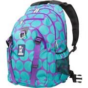 Wildkin Serious Backpack; Big Dots Aqua