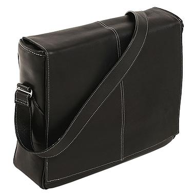 Siamod Vernazza Messenger Bag; Black
