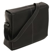 Siamod Vernazza Messenger Bag; Black