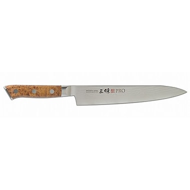 Zanmai Zanmai Damascus 8.8'' French Slicer Knife
