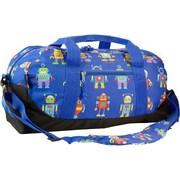 Wildkin Olive Kids Robots Duffel Bag