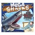 Smart Labs Mega 3D Puzzle Play Sharks Kit