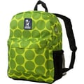 Wildkin Crackerjack Backpack; Big Dots Green