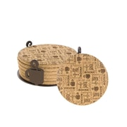 Thirstystone Coffee Break Metal Occasions Coaster Holder